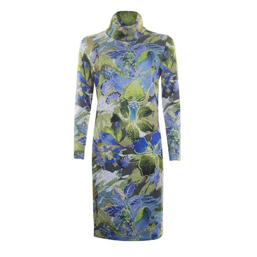 Roberto Sarto ladieswear dresses - dress. available in size 38,40,42,44,46,48 (blue,green,multicolor,olive)