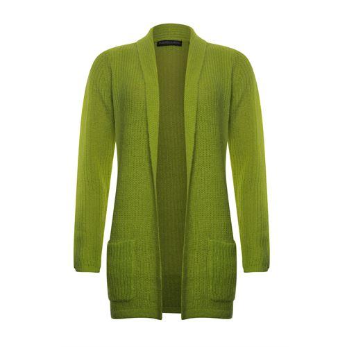 Roberto Sarto dameskleding truien & vesten - vest. beschikbaar in maat 38,42,44,46,48 (groen)