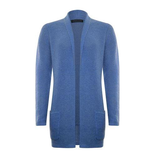 Roberto Sarto dameskleding truien & vesten - vest. beschikbaar in maat 38,40,42,44,46,48 (blauw)