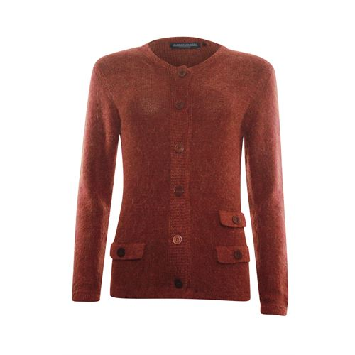 Roberto Sarto ladieswear pullovers & vests - cardigan. available in size 38,42,44,46,48 (red)