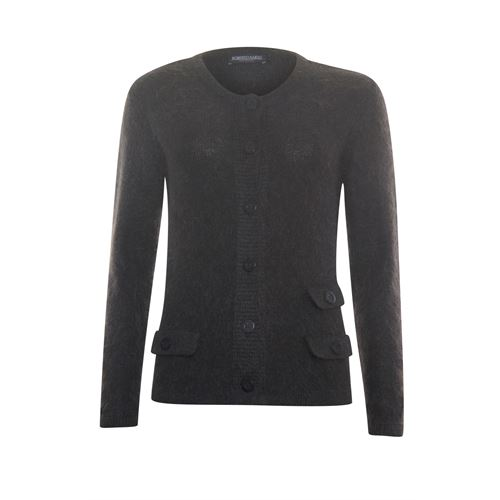 Roberto Sarto ladieswear pullovers & vests - cardigan. available in size 44 (brown)