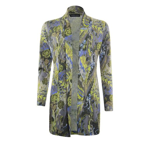 Roberto Sarto ladieswear pullovers & vests - cardigan. available in size 38,40,42,44,46,48 (blue,green,multicolor,olive)
