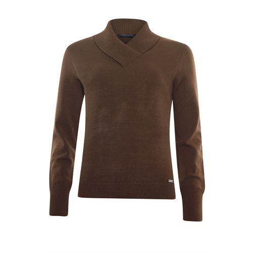Roberto Sarto dameskleding truien & vesten - pullover. beschikbaar in maat 38,42,44,46,48 (bruin)