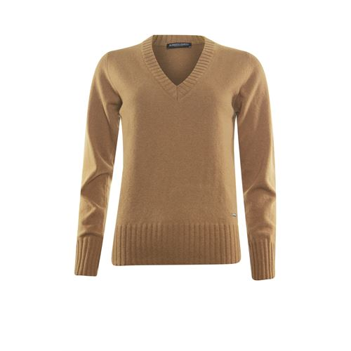 Roberto Sarto ladieswear pullovers & vests - pullover. available in size 38,40,42,44,46,48 (brown)
