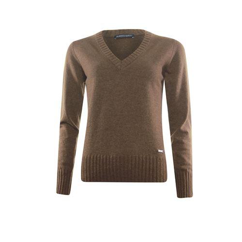 Roberto Sarto dameskleding truien & vesten - pullover. beschikbaar in maat 44,46 (bruin)