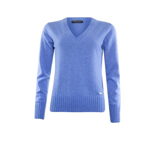 Roberto Sarto ladieswear pullovers & vests - pullover. available in size 38,40,46,48 (blue)