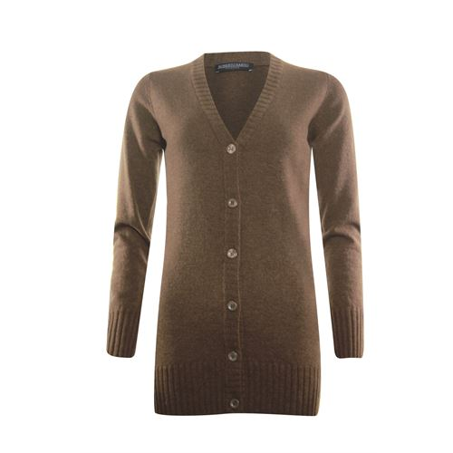 Roberto Sarto ladieswear pullovers & vests - cardigan. available in size 44,48 (brown)