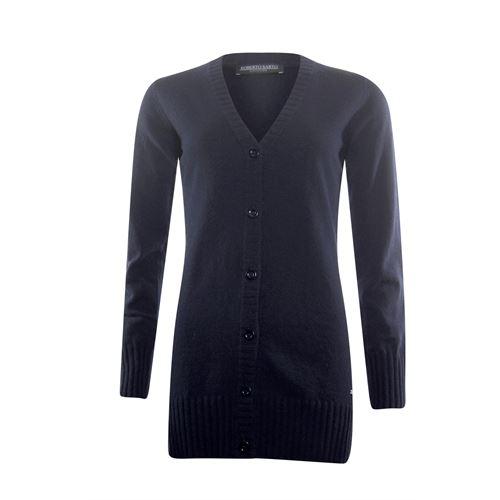 Roberto Sarto dameskleding truien & vesten - vest. beschikbaar in maat 40,42,44,46 (blauw)