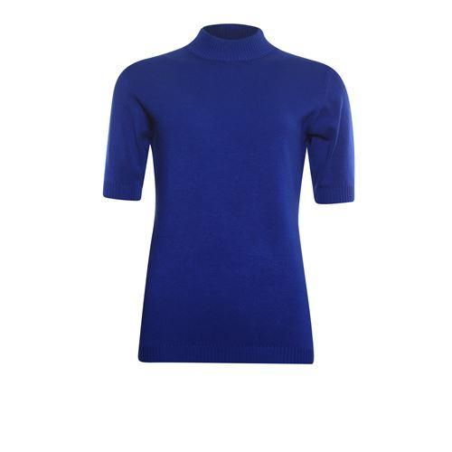 Roberto Sarto dameskleding truien & vesten - pull k/m. beschikbaar in maat 38,40,42,44,46,48 (blauw)