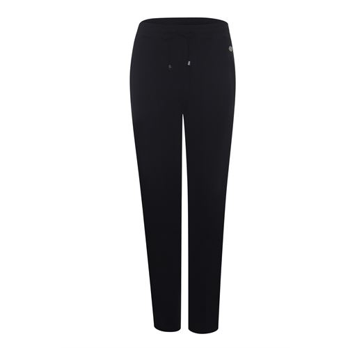 Anotherwoman ladieswear trousers - jog pant. available in size 36,38,40,42,44,46 (black)
