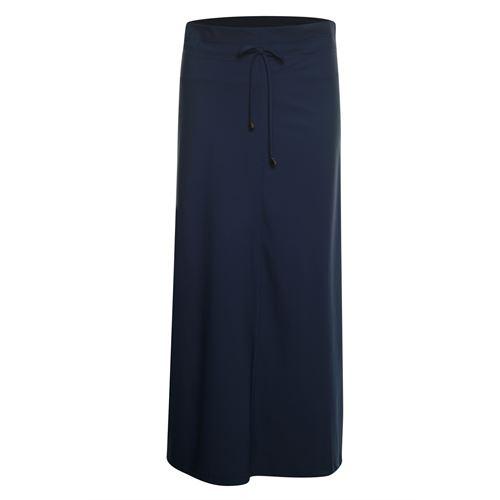 Poools dameskleding rokken - skirt travel. beschikbaar in maat 36,38,40,42 (blauw)