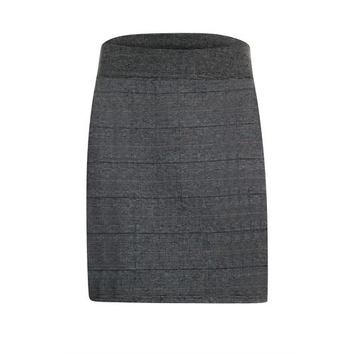 Poools dameskleding rokken - skirt tweed. beschikbaar in maat 38,40 (grijs)