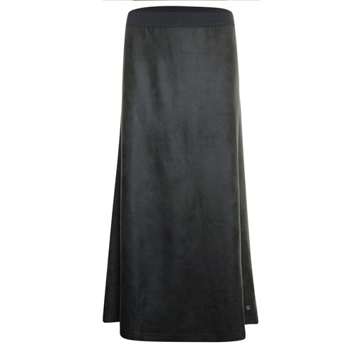 Poools ladieswear skirts - skirt plain. available in size 36,38,40,42 (grey)