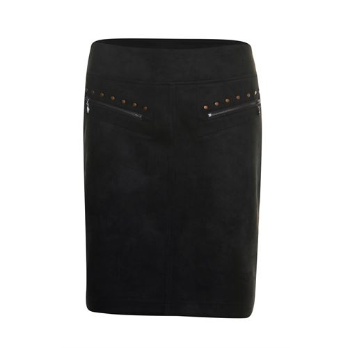 Poools ladieswear skirts - skirt zips. available in size 40,42,44 (black)