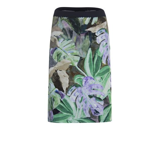 Roberto Sarto ladieswear skirts - skirt. available in size 38,40,42,44,46,48 (green,multicolor,olive)
