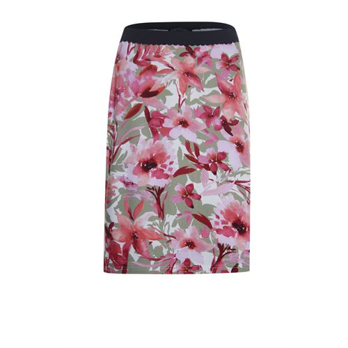 Roberto Sarto ladieswear skirts - skirt. available in size 38,40,42,44,46,48 (brown,multicolor,red,rose)