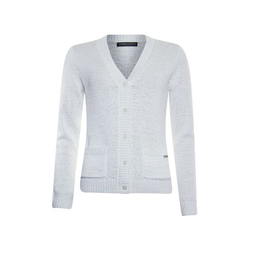 Roberto Sarto ladieswear pullovers & vests - cardigan v-neck. available in size 38,40,44,46 (white)