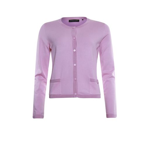 Roberto Sarto ladieswear pullovers & vests - cardigan o-neck. available in size 40,42,44,46 (rose)
