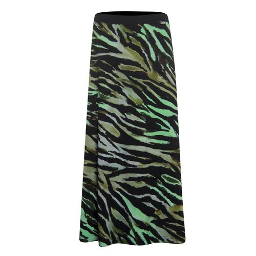 Roberto Sarto ladieswear skirts - skirt long. available in size 38,40,42,44,46,48 (green,multicolor,olive)