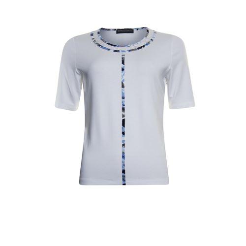 Roberto Sarto dameskleding t-shirts & tops - t-shirt korte mouw. beschikbaar in maat 38,40,42,44,46,48 (multicolor)