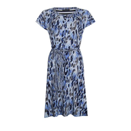 Roberto Sarto ladieswear dresses - dress. available in size 38,40,42,44,46,48 (blue,multicolor)