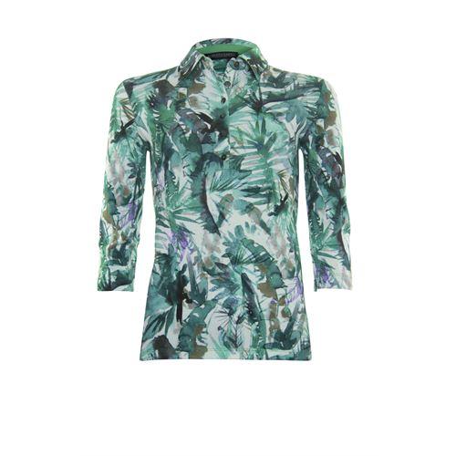 Roberto Sarto dameskleding t-shirts & tops - polo shirt. beschikbaar in maat 40,42,44,46,48 (multicolor)
