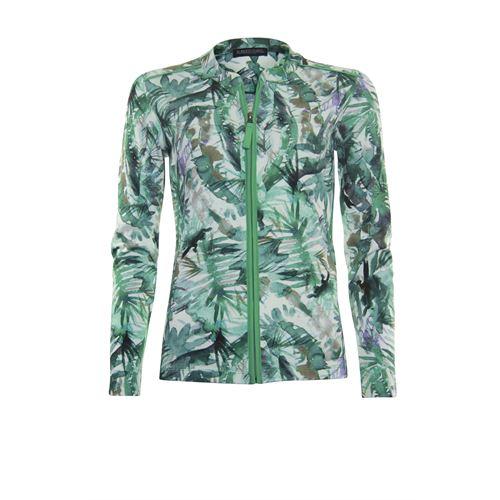Roberto Sarto dameskleding truien & vesten - vestje met ronde hals. beschikbaar in maat 40,44,46,48 (multicolor)