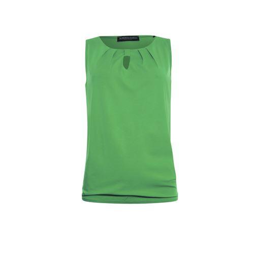 Roberto Sarto dameskleding t-shirts & tops - singlet met ronde hals. beschikbaar in maat 38,42,44,46 (groen)