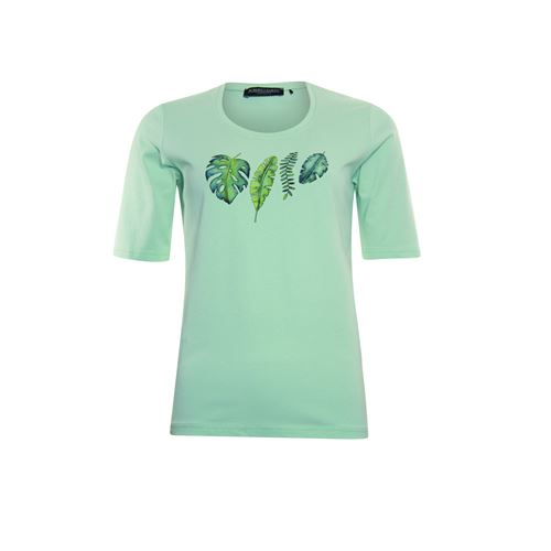Roberto Sarto dameskleding t-shirts & tops - t-shirt met artwork. beschikbaar in maat 38,40,42,44,46,48 (multicolor)