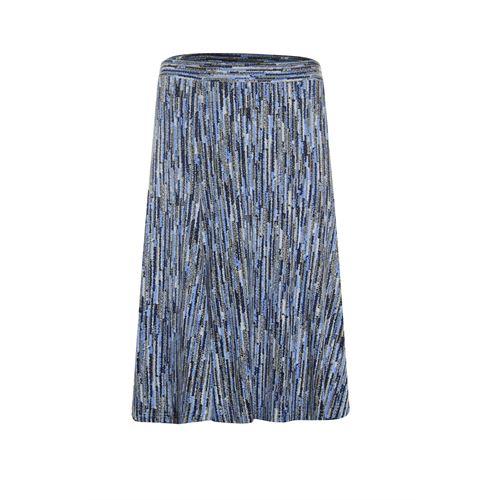 Roberto Sarto dameskleding rokken - rok. beschikbaar in maat 38,40,42,44,46,48 (blauw,multicolor)