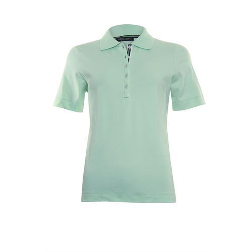 Roberto Sarto dameskleding t-shirts & tops - polo shirt. beschikbaar in maat 40,42,44,46,48 (groen)