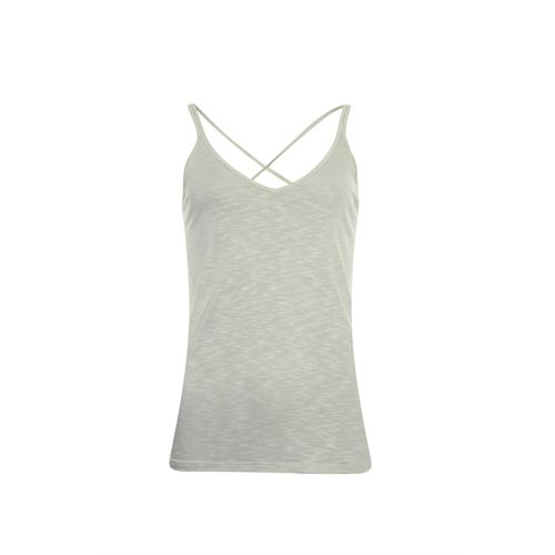 Anotherwoman ladieswear t-shirts & tops - singlet. available in size 36,38,40,42,44,46 (off-white)