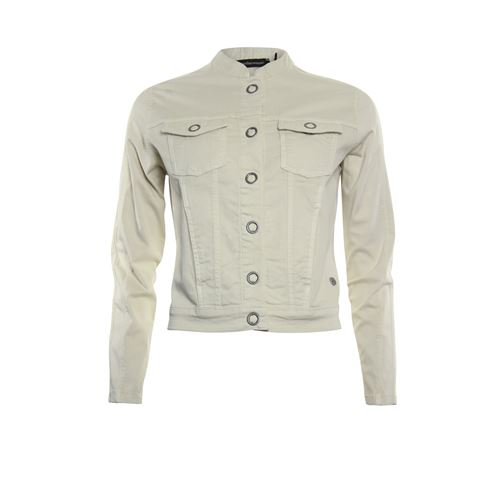 Anotherwoman ladieswear coats & jackets - denim jacket. available in size 38,40,42,44,46 (off-white)