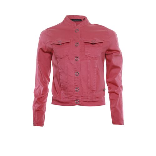Anotherwoman ladieswear coats & jackets - denim jacket. available in size 36,38,40,42,44,46 (red)