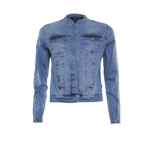 Anotherwoman ladieswear coats & jackets - denim jacket. available in size 36,38,40,42,44,46 (blue)