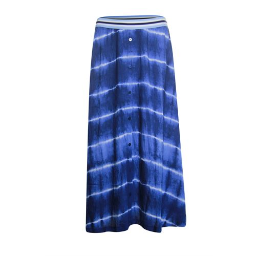 Anotherwoman dameskleding rokken - rok. beschikbaar in maat 36,38,40,42,44,46 (blauw,multicolor,wit)