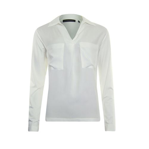 Anotherwoman ladieswear blouses & tunics - blouse. available in size 36,38,40,42,44,46 (white)