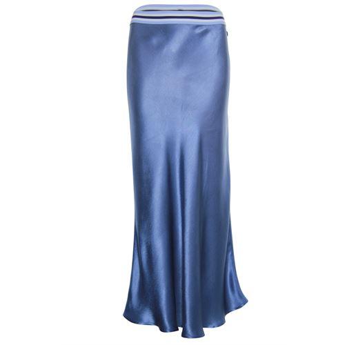 Anotherwoman dameskleding rokken - rok. beschikbaar in maat 36,38,40,42,44,46 (blauw)