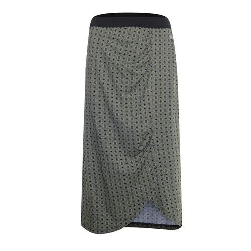 Anotherwoman dameskleding rokken - rok. beschikbaar in maat 36,38,40,42,44,46 (bruin,multicolor,zwart)