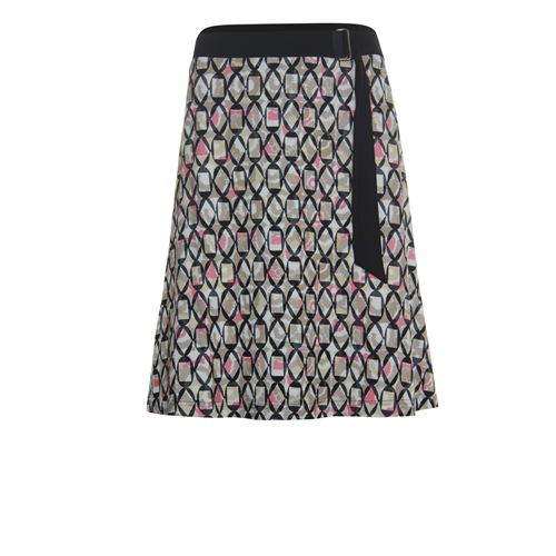 Anotherwoman ladieswear skirts - skirt. available in size 38,40,42,44,46 (black,brown,multicolor,red)