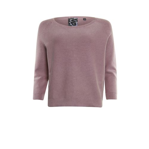 Poools ladieswear pullovers & vests - sweater washed. available in size 36,38,40,42,44,46 (red)