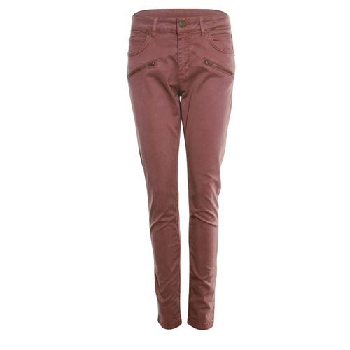 Poools ladieswear trousers - pant tencel. available in size 36,38,40,42,44,46 (red)