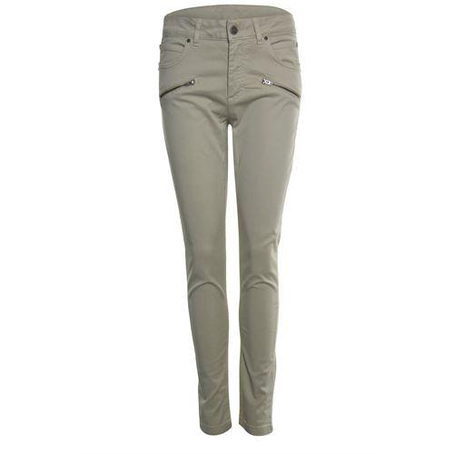 Poools ladieswear trousers - pant tencel. available in size 36,40,42,44,46 (brown)