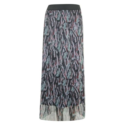 Poools ladieswear skirts - skirt mesh. available in size 36,38,40,42,44,46 (multicolor)
