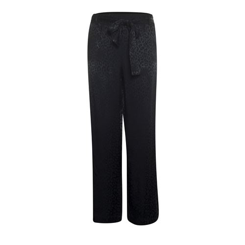 Poools ladieswear trousers - pant palazzo. available in size 42 (black)