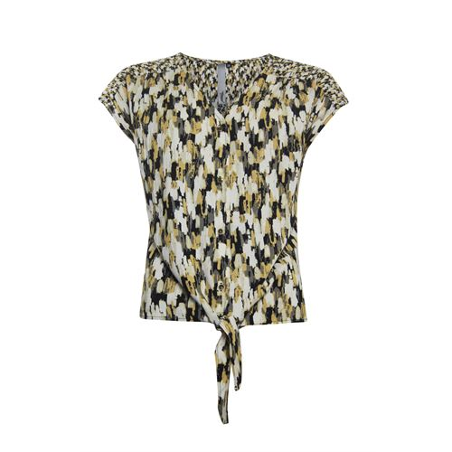 Poools ladieswear blouses & tunics - blouse knot. available in size 36,38,40,42,44 (multicolor)