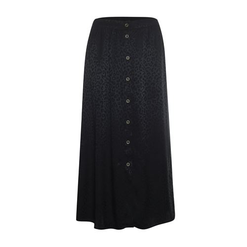 Poools ladieswear skirts - skirt jacquard. available in size 36,38,40,42,44,46 (black)