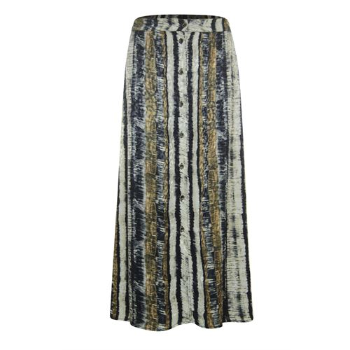 Poools ladieswear skirts - skirt jacquard. available in size 36,38,40,42,44,46 (multicolor)