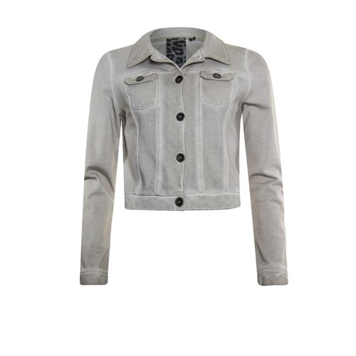 Poools ladieswear coats & jackets - jacket long sleeve. available in size 44 (brown)