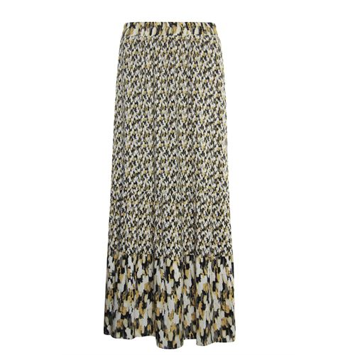 Poools ladieswear skirts - skirt printmix. available in size 36,38,40,42,44,46 (multicolor)